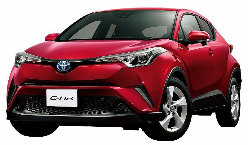 カローラ福島各店にて新型車「C-HR」が試乗できます!!
